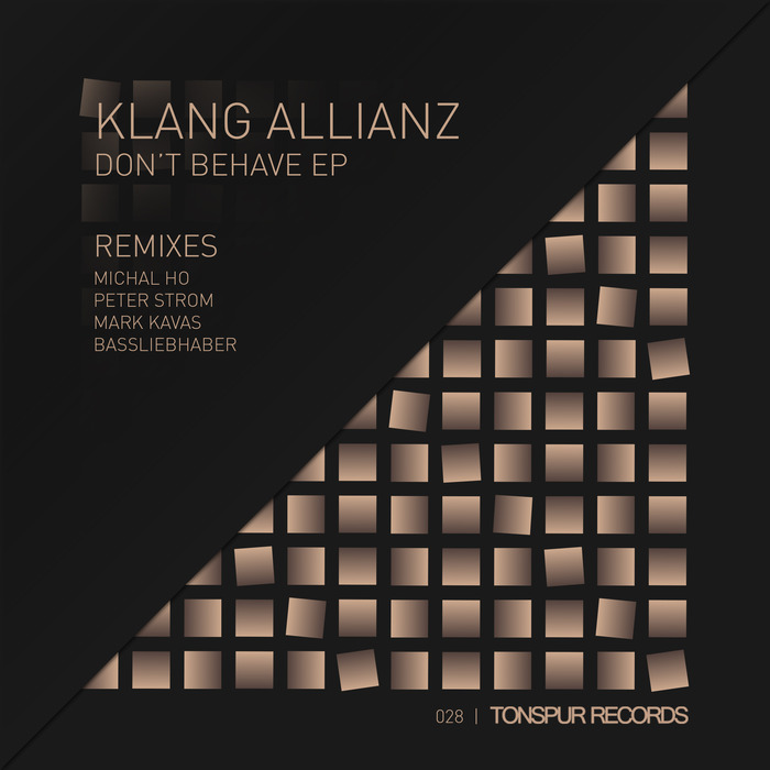 Klang Allianz - Don't Behave EP [10082110]